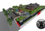 Dojo Do Nihon Jujutsu proyecto sede central