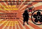 Congreso Nacional de Ju Jitsu Tradicional - Nihon Jujutsu - Dojo Do Argentina 2017