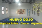 Nuevo dojo en Margarita Belén Chaco Argentina Nihon Jujutsu Jiu Jitsu Tradicional Samurai Japonés 01