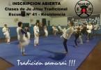 Nihon Jujutsu Bugei Budo Ju Jitsu Tradicional Escuela 41 Resistencia Chaco Argentina Dojo Do 01