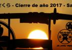 CIERRE DE AÑO 2017 SAKURA Dojo Do Argentina Ju Jitsu Tradicional Nihon Jujutsu samurai