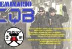 Seminario CQB Dojo Do Argentina Nihon Jujutsu Ju Jitsu Tradicional Japones Jorge Edmundo Caballero soke